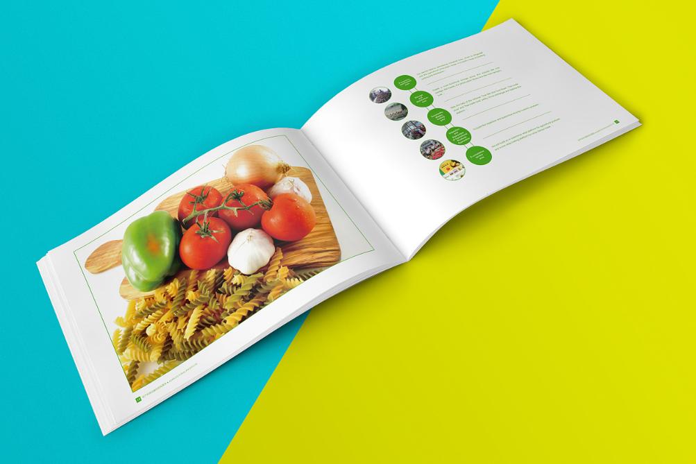 农产品画册设计